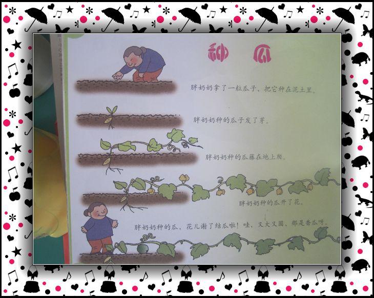 幼儿园儿歌种瓜曲谱